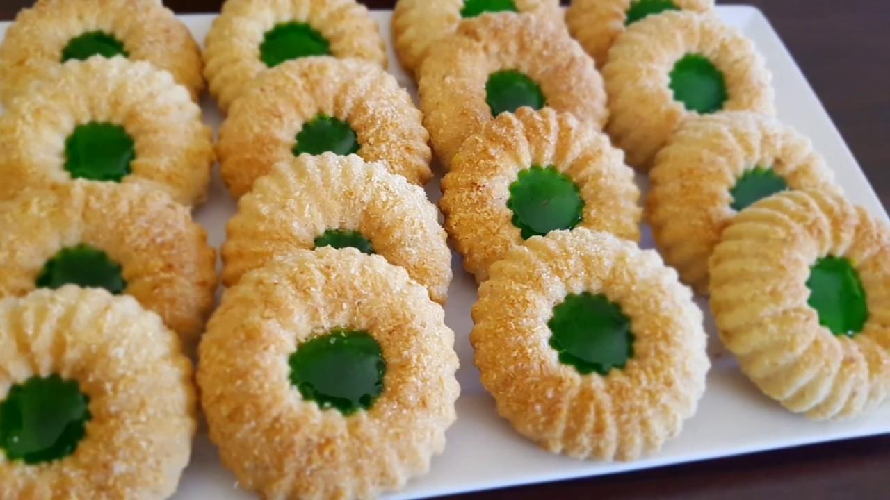 صورة حلويات جزائرية بالصور سهلة التحضير , حلويات جزائرية للمناسبات والاعياد