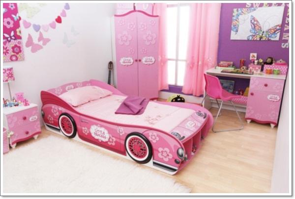 بالصور غرف نوم بنات اطفال , تصميمات متعدده لغرف الفتيات 4109 2