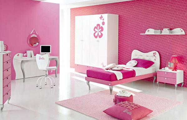 بالصور غرف نوم بنات اطفال , تصميمات متعدده لغرف الفتيات 4109 3