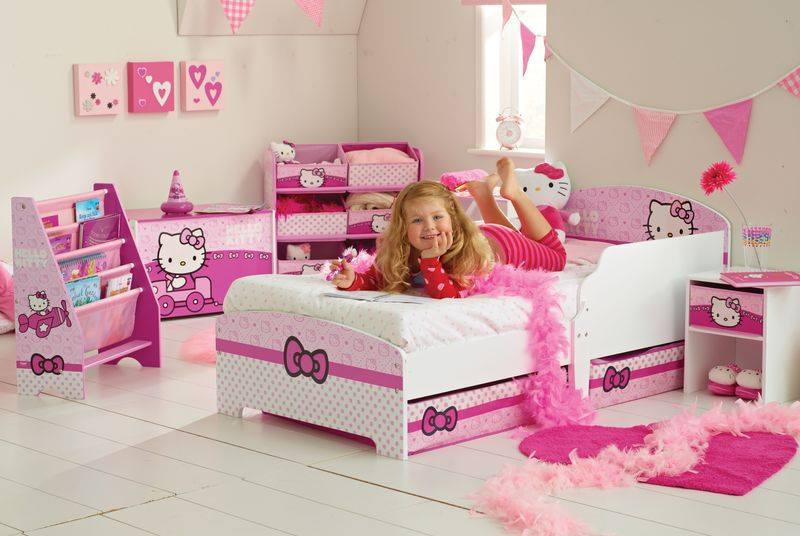 بالصور غرف نوم بنات اطفال , تصميمات متعدده لغرف الفتيات 4109 5