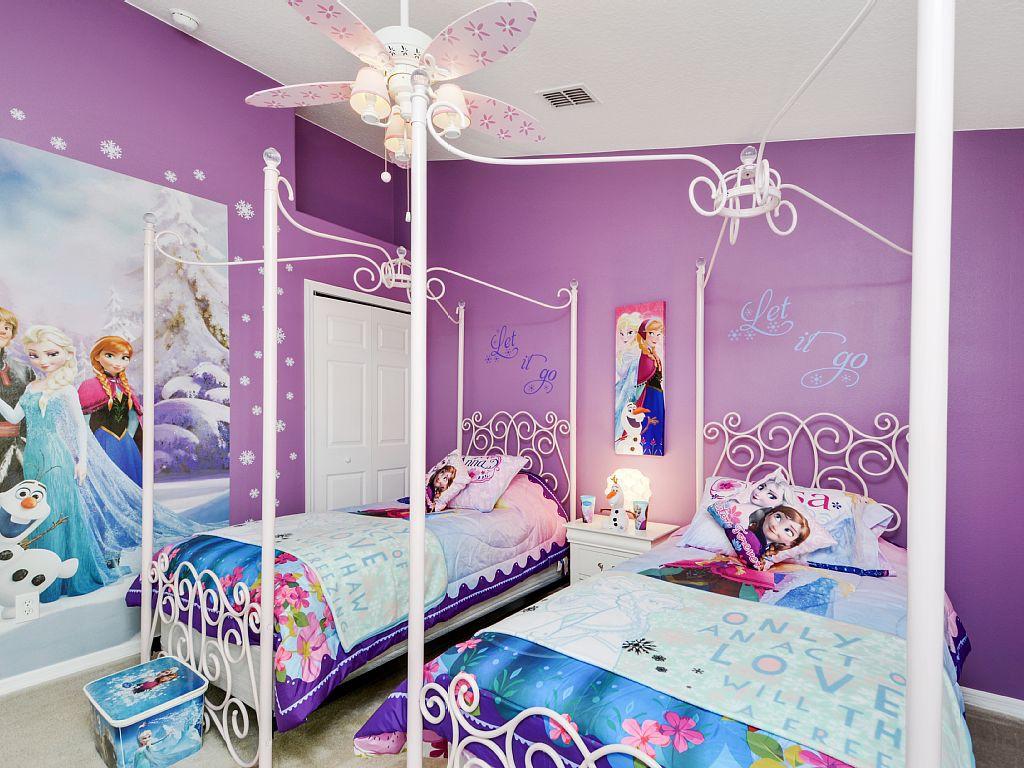بالصور غرف نوم بنات اطفال , تصميمات متعدده لغرف الفتيات 4109 6