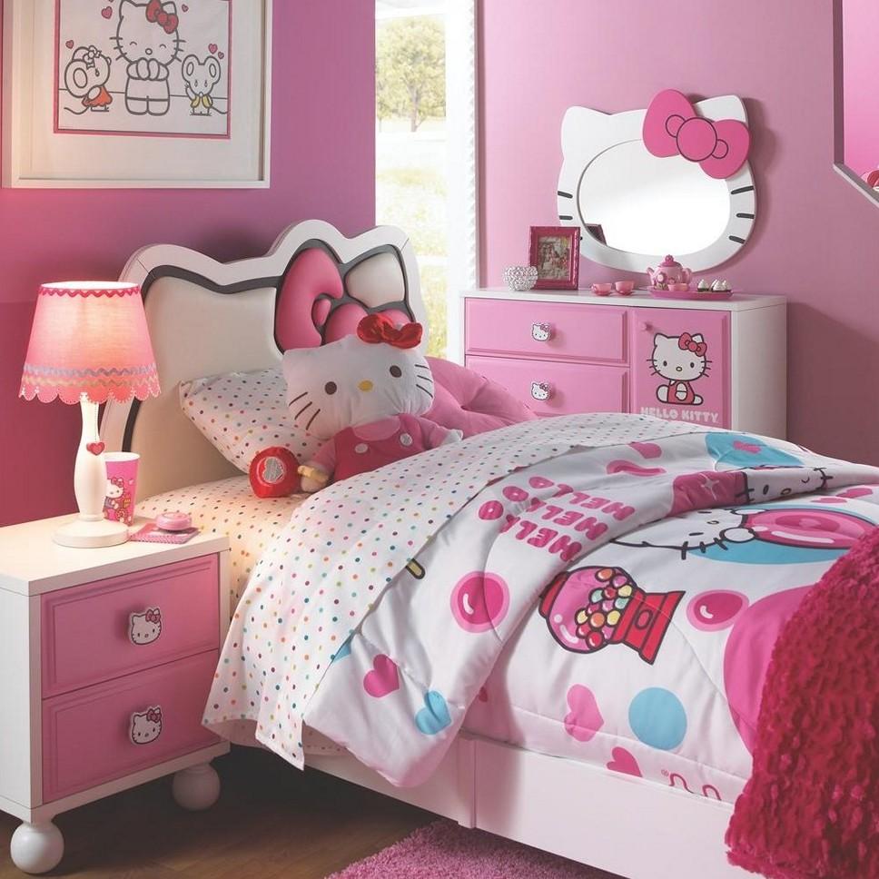 بالصور غرف نوم بنات اطفال , تصميمات متعدده لغرف الفتيات 4109 7