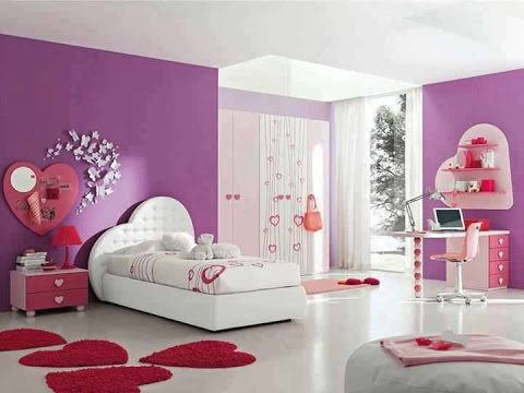 بالصور غرف نوم بنات اطفال , تصميمات متعدده لغرف الفتيات 4109 9