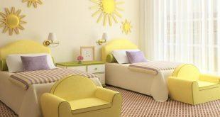 صوره ديكورات غرف اطفال , غرف رقيقة ومتجددة