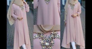 ملابس محجبات كاجوال , الحجاب زينة المراة