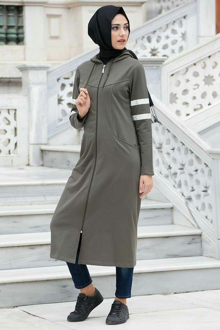 بالصور ملابس محجبات كاجوال , الحجاب زينة المراة 4131 5