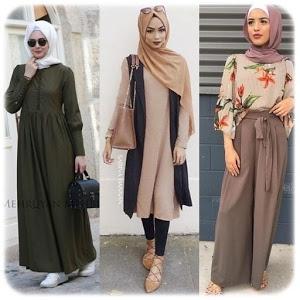 بالصور ملابس محجبات كاجوال , الحجاب زينة المراة 4131 8