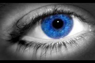 صورة عيون زرقاء , ما اجمل العيون الزرقاء