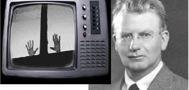 صورة من اخترع التلفاز , اسم مخترع التليفزيون