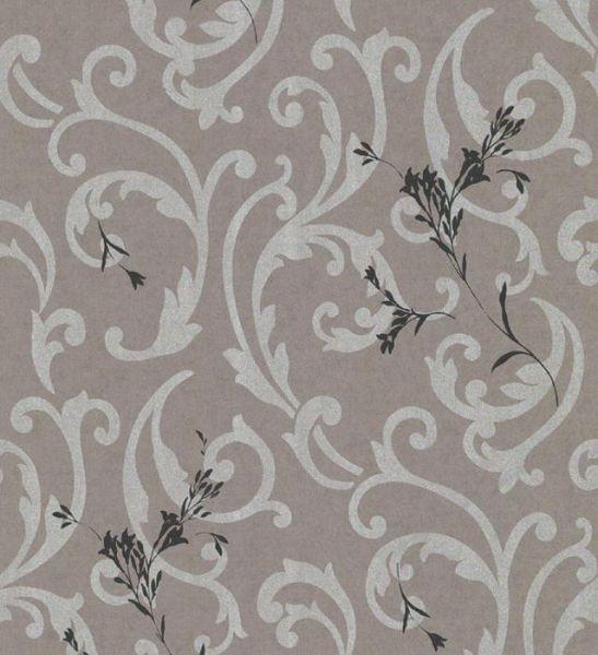 بالصور ورق جدران رمادي , احدث شكل لورق الجدران الرمادي 4504 10