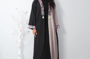 صورة عبايات اماراتية , احدث عبايات اماراتية