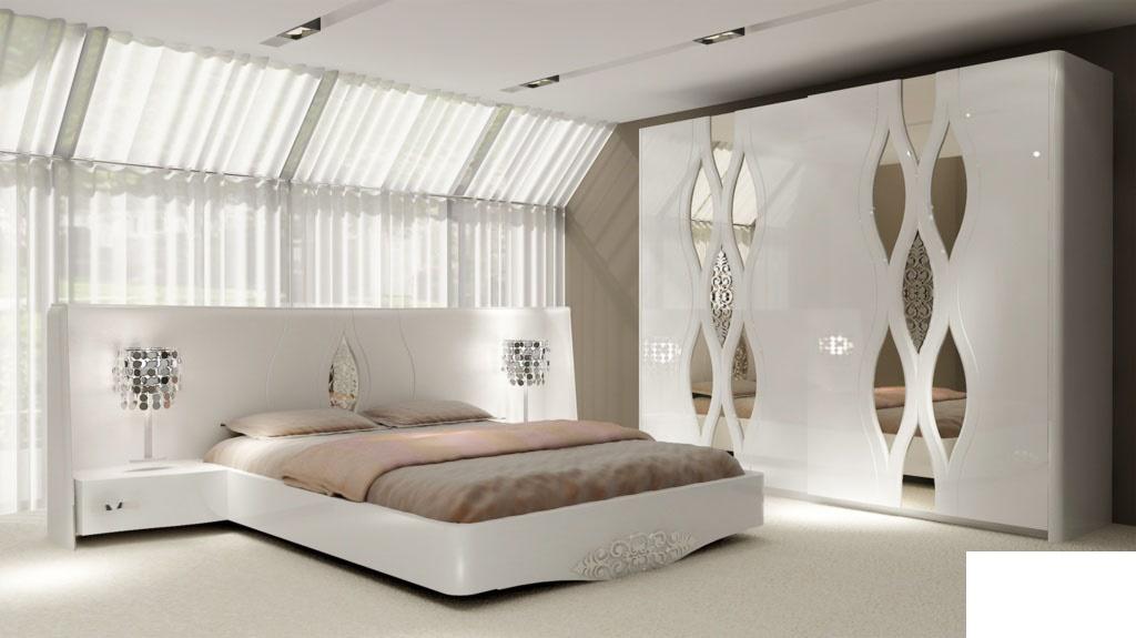 4fd9023d6 غرف نوم حديثه , اجمل غرف نوم 2019 - دلع ورد