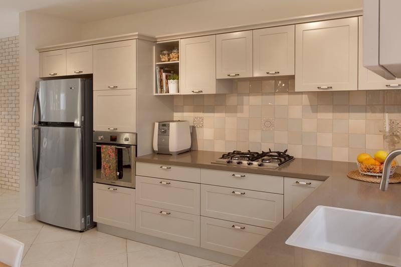 صورة تصاميم مطابخ صغيرة وبسيطة , احدث تصاميم مطابخ