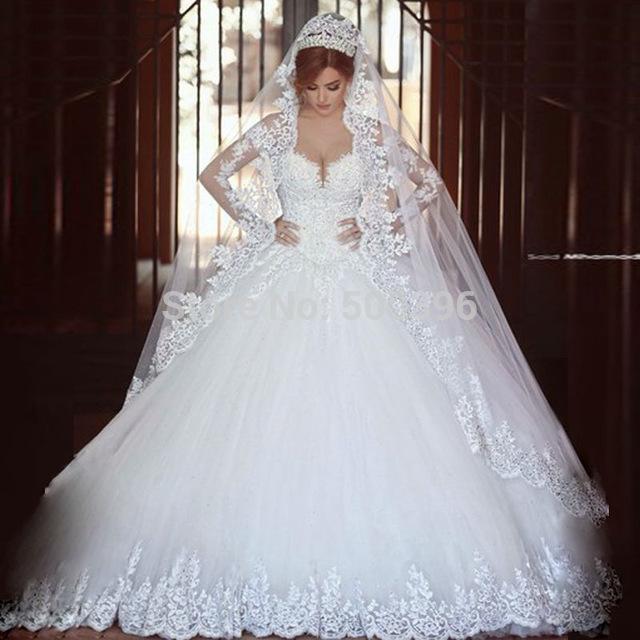 بالصور صور فساتين عرائس , اجمل و احدث الصور لفساتين العرائس 5337 1