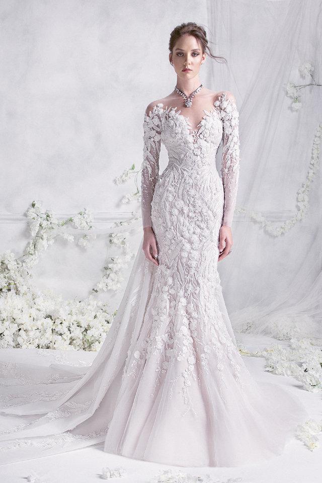 بالصور صور فساتين عرائس , اجمل و احدث الصور لفساتين العرائس 5337 2