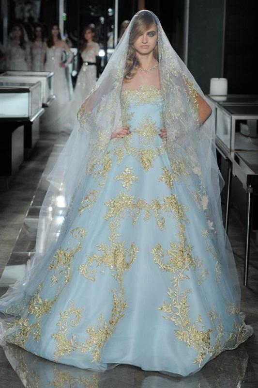 بالصور صور فساتين عرائس , اجمل و احدث الصور لفساتين العرائس 5337 4