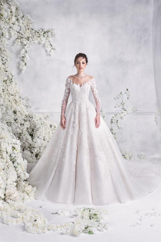 بالصور صور فساتين عرائس , اجمل و احدث الصور لفساتين العرائس 5337
