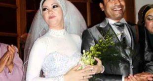 صورة افراح الممثلين , فيديو نادر لافراح الفنانين والممثلين 6248 3 310x165