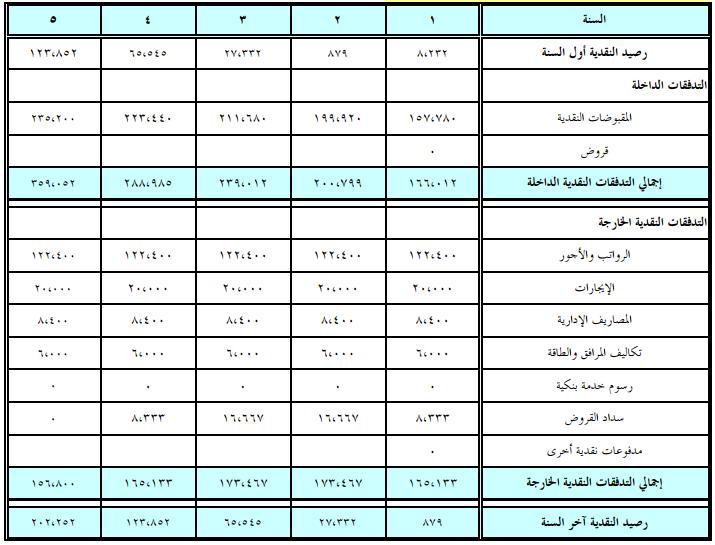 بالصور دراسة جدوى جاهزة , صور نماذج دراسة جدوى جاهزة باللغة العربية 6252 4