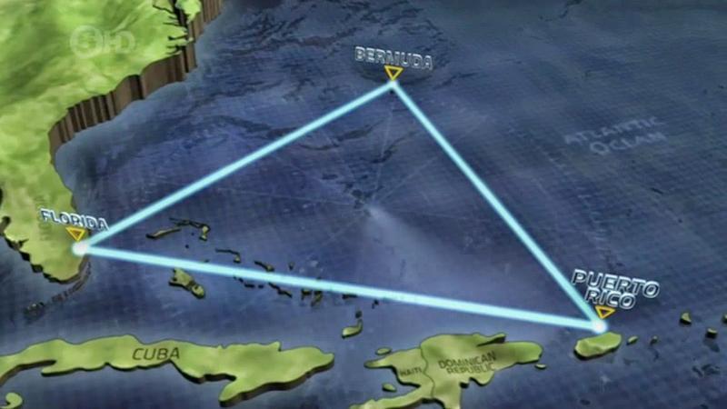 بالصور صور مثلث برمودا , اغرب مناطق العالم خطورة جدا 765