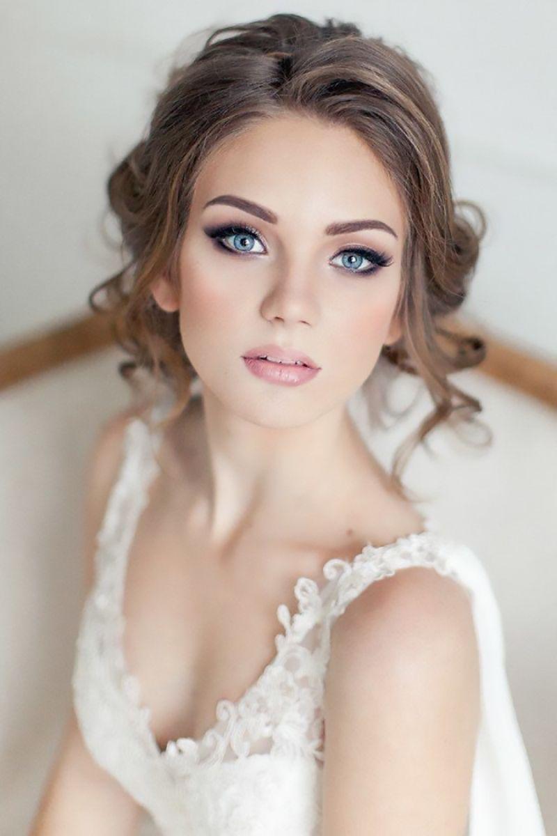 صورة صور مكياج عرايس , اطلالات رائعه للعرائس بالمكياج