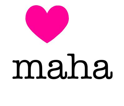 صورة صور اسم مها , اسم سهل جدا للبنات الجميله