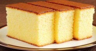 صورة كيكة سهلة وسريعة , طرق عمل الكيكه العاديه اللذيذة