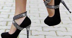 صورة احذية نسائية , اشكال جميله لاحذيه النساء