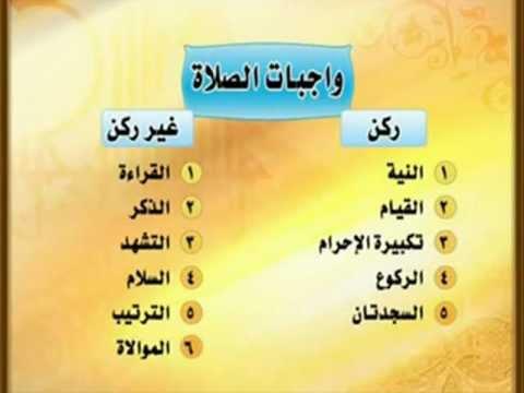 بالصور ماهي اركان الصلاة , تعرف على اركان الاسلام الصحيحه و واجبها 880 1