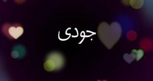 معنى اسم جودي , تعرف على اسم له معنى تاريخي و اسلامي جميل