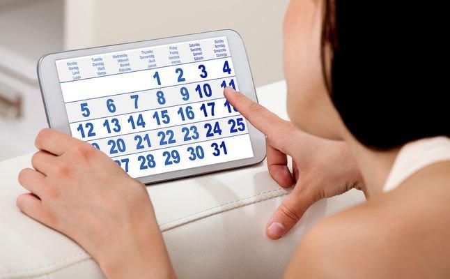 صوره الايام المناسبة للحمل بعد الدورة الشهرية , اوقات مناسبه للحمل سريعا