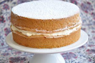بالصور طريقة عمل الكيكة الاسفنجية بالصور , طرق بسيطه لعمل الكيكات الاسفنجيه المختلفه الرائعه 1215 6 310x205