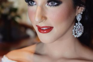 صورة صور مكياج عروس , ميكب هادى للعروسة المقبلة على الزواج لكى يجعلها اكثر جمالا