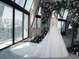 صوره فساتين زفاف للمحجبات , شراء بسعر الايجار