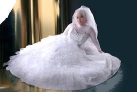 بالصور فساتين زفاف للمحجبات , شراء بسعر الايجار 2992 10
