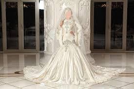بالصور فساتين زفاف للمحجبات , شراء بسعر الايجار 2992 3