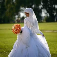 بالصور فساتين زفاف للمحجبات , شراء بسعر الايجار 2992 5