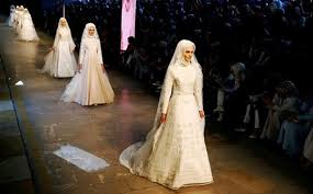 بالصور فساتين زفاف للمحجبات , شراء بسعر الايجار 2992 9