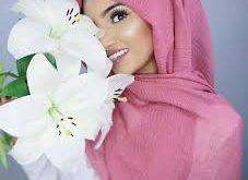 صورة احلى بنات محجبات , الحجاب يعطي الحدود