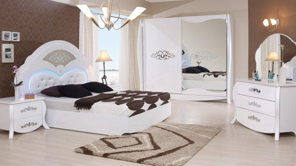 bf417063b غرف نوم للعرسان 2019 , اجمل غرفة نوم للعرائس الجدد - دلع ورد