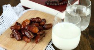 صور رجيم التمر والحليب , تعرف على مكونات رجيم التمر واللبن