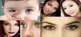 بالصور عيون سوداء , عدسات للعيون السود 3235 5