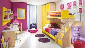 بالصور غرف نوم اولاد , اختيار غرفه اولادك 3253 15 287x165