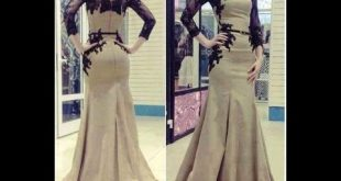 صوره اجمل فساتين سواريه , احلى فستان سواريه