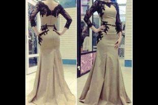 صورة اجمل فساتين سواريه , احلى فستان سواريه