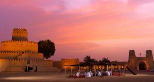 صور مدينة العين , مدينة الحدائق ابوظبي