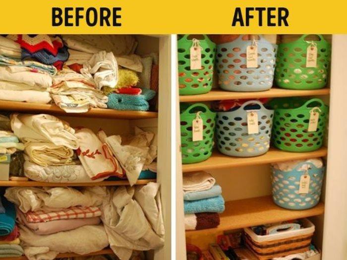 صور تنظيم البيت , طريقة لتنظيم البيت بسهولة