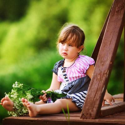 بالصور طفلة حزينة , صور مؤثرة جدا لبنات حزينه وحيدة 646 4