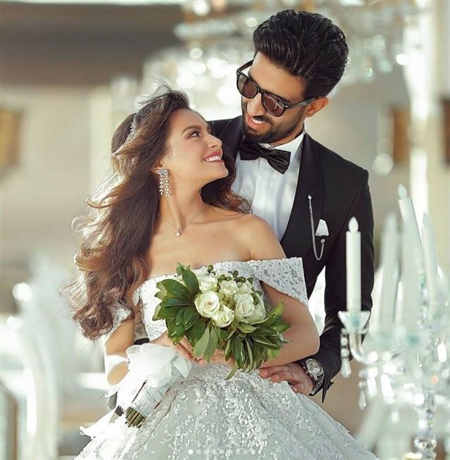 بالصور اجمل لقطات الصور للعرسان , احدث صور رومانسيه للعروسين 690 10