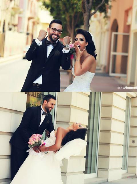 بالصور اجمل لقطات الصور للعرسان , احدث صور رومانسيه للعروسين 690 6